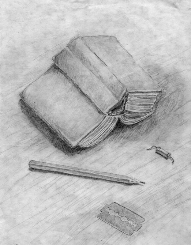 Евгений рисунок карандашом