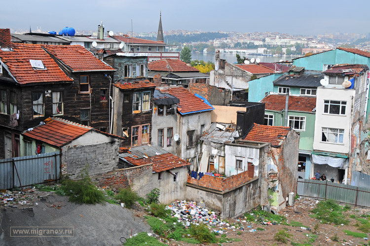 turkey slum